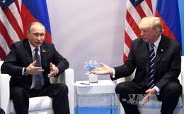 Tổng thống Trump khẳng định 'hợp nhau' sau khi gặp đồng cấp Putin