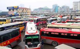 Ngày 20/7, Hà Nội điều 50 lốt xe khách từ Mỹ Đình về Giáp Bát