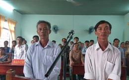 Tòa vẫn kết án 2 nông dân 'nhận hối lộ'
