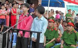 Hạn chế tối đa bắt giam trẻ em