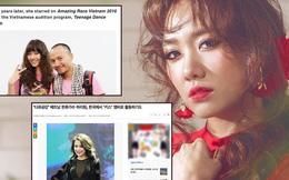 Có ai như Hari Won: Liên tục bị nhầm lẫn trên báo chí xứ Hàn!