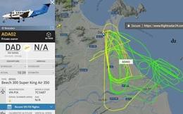Trung tâm An ninh hàng không Đà Nẵng bác bỏ thông tin máy bay mất tích