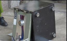 Chủ đi vắng, người làm trình báo bị trộm khiêng mất két sắt chứa 1,3 tỷ đồng