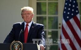 Tỷ lệ ủng hộ Tổng thống Mỹ Donald Trump giảm 6%