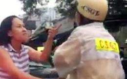 Nữ tài xế liên tiếp chửi bới CSGT giữa phố: Đối mặt nhiều tội danh