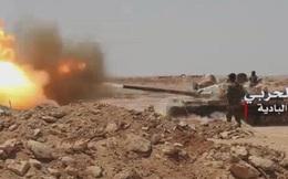 Quân đội Syria áp sát pháo đài cuối cùng của IS ở đông Homs