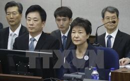 Bà Park Geun-Hye từ chối làm chứng tại phiên xét xử lãnh đạo Samsung