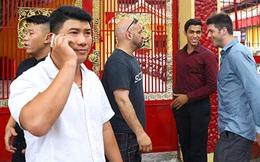 Võ sĩ Pierre François Flores 'giao lưu võ thuật' tại Việt Nam: Có một màn PR hoàn hảo?
