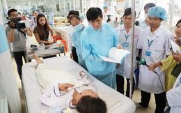 Đừng nhầm lẫn sốt xuất huyết với cảm cúm thông thường
