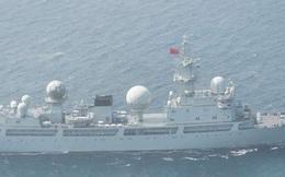 Vì sao Mỹ không ngăn tàu Trung Quốc theo dõi vụ thử nghiệm THAAD?