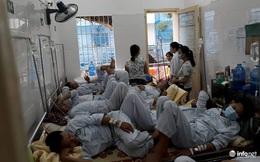Gia tăng bệnh nhân sốt xuất huyết bị biến chứng cực kỳ nguy hiểm