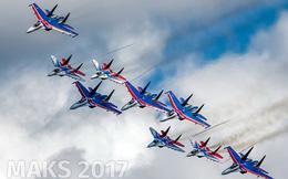 Nga bội thu tiền tỷ trong triển lãm hàng không quốc tế