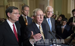 Thượng viện Mỹ không thông qua dự luật thay thế Obamacare
