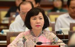 Thứ trưởng Hồ Thị Kim Thoa bất ngờ gửi đơn xin thôi việc