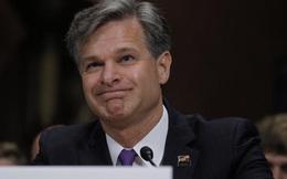 Luật sư 50 tuổi Christopher Wray chính thức trở thành Tân Giám đốc FBI