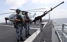 SCMP: Người nhái Nhật áp sát chiến hạm Trung Quốc
