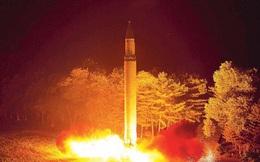 Nguy cơ máy bay chở khách 'trúng đòn' tên lửa Triều Tiên