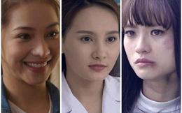 Số phận bất hạnh của những bóng hồng trong phim 'Người phán xử'