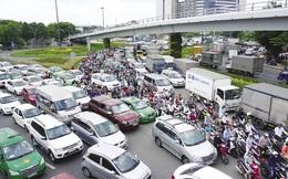 TP. Hồ Chí Minh: Bao giờ cấm xe máy?