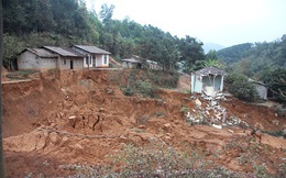 Cao Bằng: Hàng nghìn mét khối đất đá ập xuống đường khiến 1 người tử vong