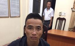 Hà Nội: Táo tợn dùng súng điện cướp xe của tài xế Grap