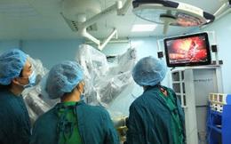 Chuyện lạ ở Việt Nam: Dùng Robot điều trị ung thư gan