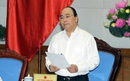 Thủ tướng Nguyễn Xuân Phúc chủ trì họp Ban Cán sự Đảng Chính phủ
