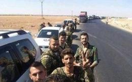 Quân đội Syria tăng cường lực lượng, chuẩn bị trận đánh lớn ở Aleppo