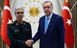 Tham mưu trưởng Iran đến Thổ Nhĩ Kỳ lần đầu sau 40 năm