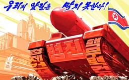 """Triều Tiên lại đưa lãnh thổ Mỹ vào """"tầm bắn"""" tên lửa"""