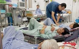 Chống sốt xuất huyết, trạm trưởng y tế xin nghỉ việc vì mệt