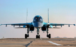 Chiến đấu cơ Nga ngày đêm săn diệt IS tháo chạy khỏi sào huyệt ở Syria
