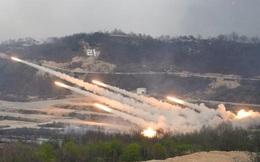 Nổ trong tập trận pháo binh, 7 binh sĩ Hàn Quốc thương vong