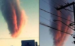 Xuất hiện đám mây kỳ lạ trên bầu trời Brazil, người dân nháo nhào chia sẻ hình ảnh trên mạng xã hội