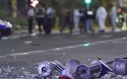 Pháp: Lại xảy ra lao xe vào đám đông làm nhiều người thương vong