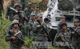 Venezuela diễn tập quân sự quy mô lớn