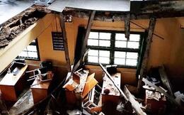 NÓI THẲNG: Công trình ngàn tỉ và cái sàn phòng học đổ sập