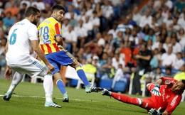 Vắng Ronaldo, Real thoát thua phút chót nhờ Asensio