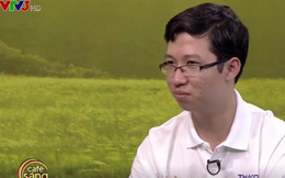 """Nhật Minh Olympia lần đầu hát trên truyền hình, chia sẻ không thích cái tên """"cậu bé Google"""""""
