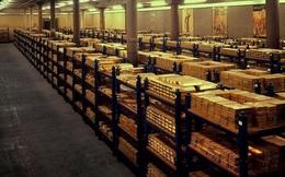 Hầm đá chứa 5.000 thỏi vàng: Bí mật sau cánh cửa sắt 90 tấn