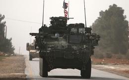 Liên quân Mỹ đấu súng với phiến quân thân Thổ Nhĩ Kỳ ở Syria