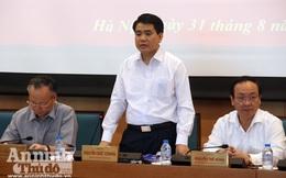 Chủ tịch UBND TP Hà Nội: Chưa yên tâm công tác quản lý đấu thầu, mua sắm thuốc chữa bệnh