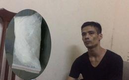 Mua ma túy trên đường về nhà bị phát hiện