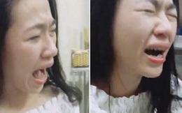 Nghe chàng trai nói không được lấy vợ vì nghèo, cô gái vừa khóc tức tưởi vừa nâng chén tiêu sầu