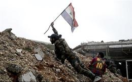 Quân đội Syria dồn dập tiến vào Aqayrabat, IS hoảng loạn kéo nhau bỏ trốn
