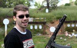 Mỹ: Bắt giam YouTuber chuyên làm video thử vũ khí thu hút 800 triệu lượt xem