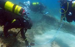 Phát hiện thành phố cổ bị chôn vùi dưới đáy biển 1700 năm