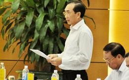 Mở rộng diện người thân của quan chức trong quy định chống tham nhũng