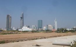 """Đại gia BĐS Hà Nội bất ngờ """"buông"""" dự án nghìn tỷ tại bán đảo Thủ Thiêm"""