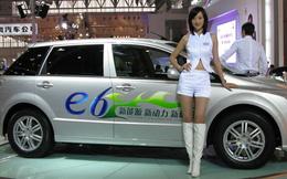Trung Quốc tính cấm bán xe chạy xăng, dầu